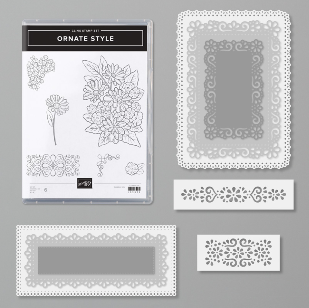 Ornate Style Bundle by Stampin' Up!