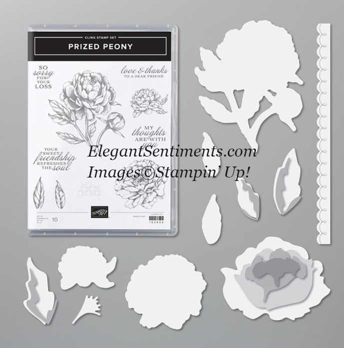 Prized Peony Bundle from Stampin' Up!