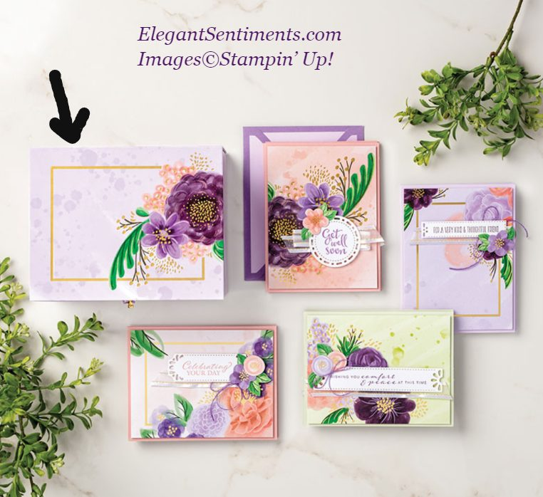 Gorgeous Posies Project Kit by Stampin' Up!